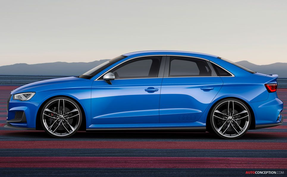 Audi A3 Clubsport Quattro Concept Audi, New cars for