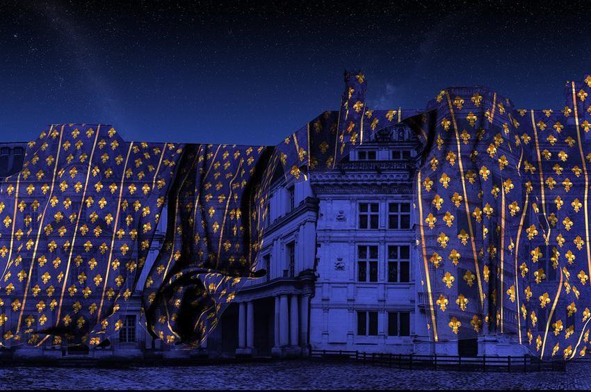 Pass Chateaux M Blois Chateau Son Et Lumiere Chambord Cheverny Chateau De Blois Cheverny Chateau De La Loire