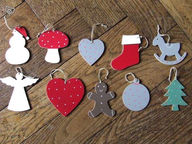 Décorations de Noel Décoration Rhône - leboncoinfr NOEL Pinterest