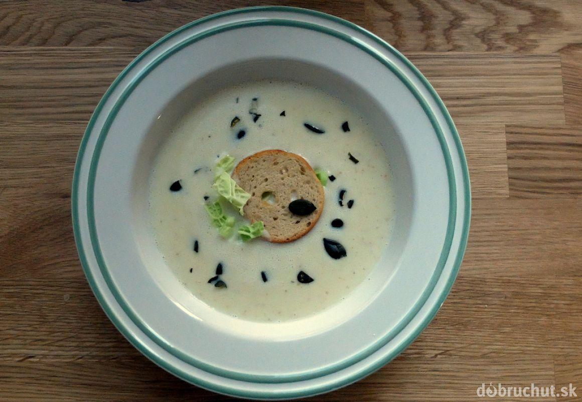 Bryndzovo – kelová polievka