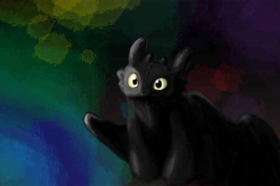 cute toothless wallpaper Google Search Toothless