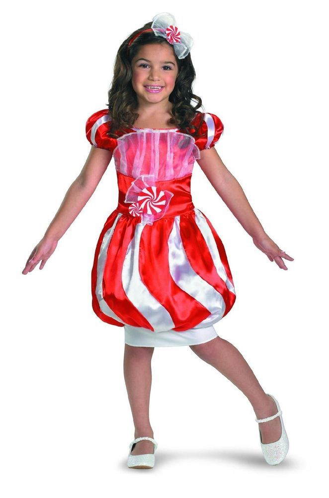 deluxe toddler costume Candyland