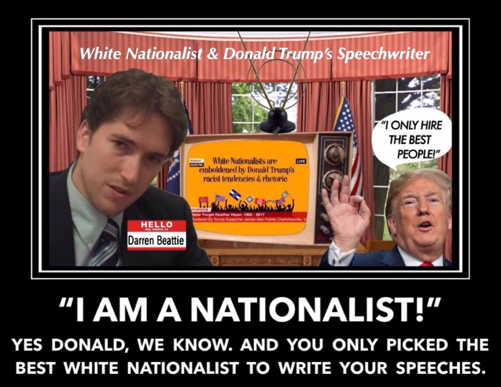 Image result for trump nationalist quote