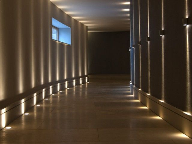 Promenade spot lights corporate pinterest lighting corridor