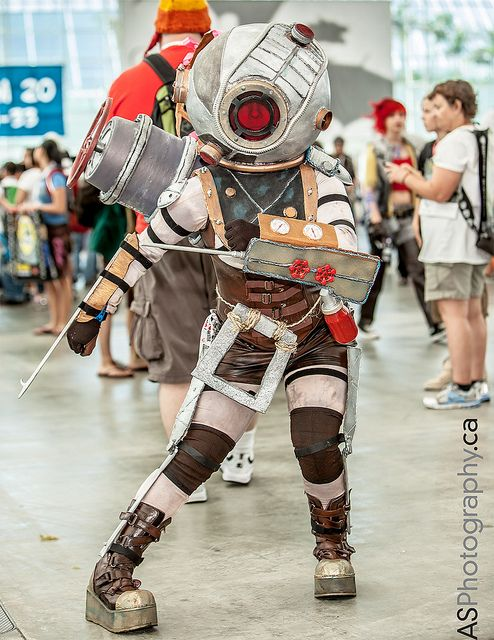 Big Sister from Bioshock 2 | SDCC 2013