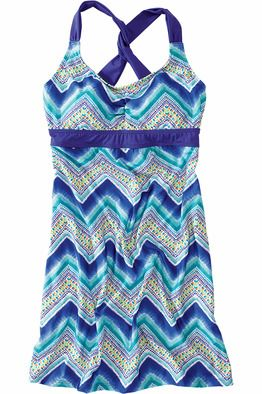 9e5c923f01b10 Title Nine: Respite Swim Dress - Splash-ready respite from swimsuits of every  kind. When it's time to peel off that suit, we pull on the Respite—a dress  ...
