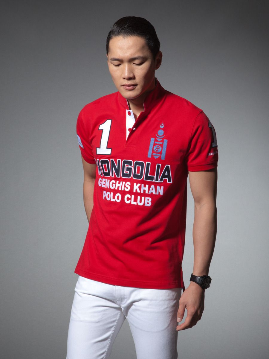 n genghis khan polo club polo shirt things to wear genghis khan