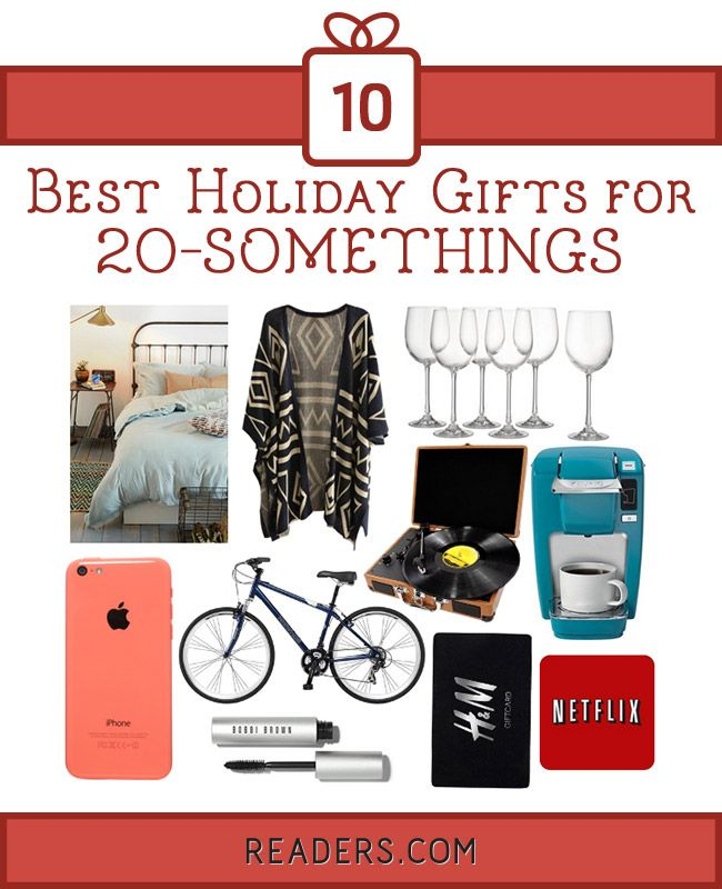 2017 Christmas Gift Guide What To Give Kids In Their 20s Readers Blog