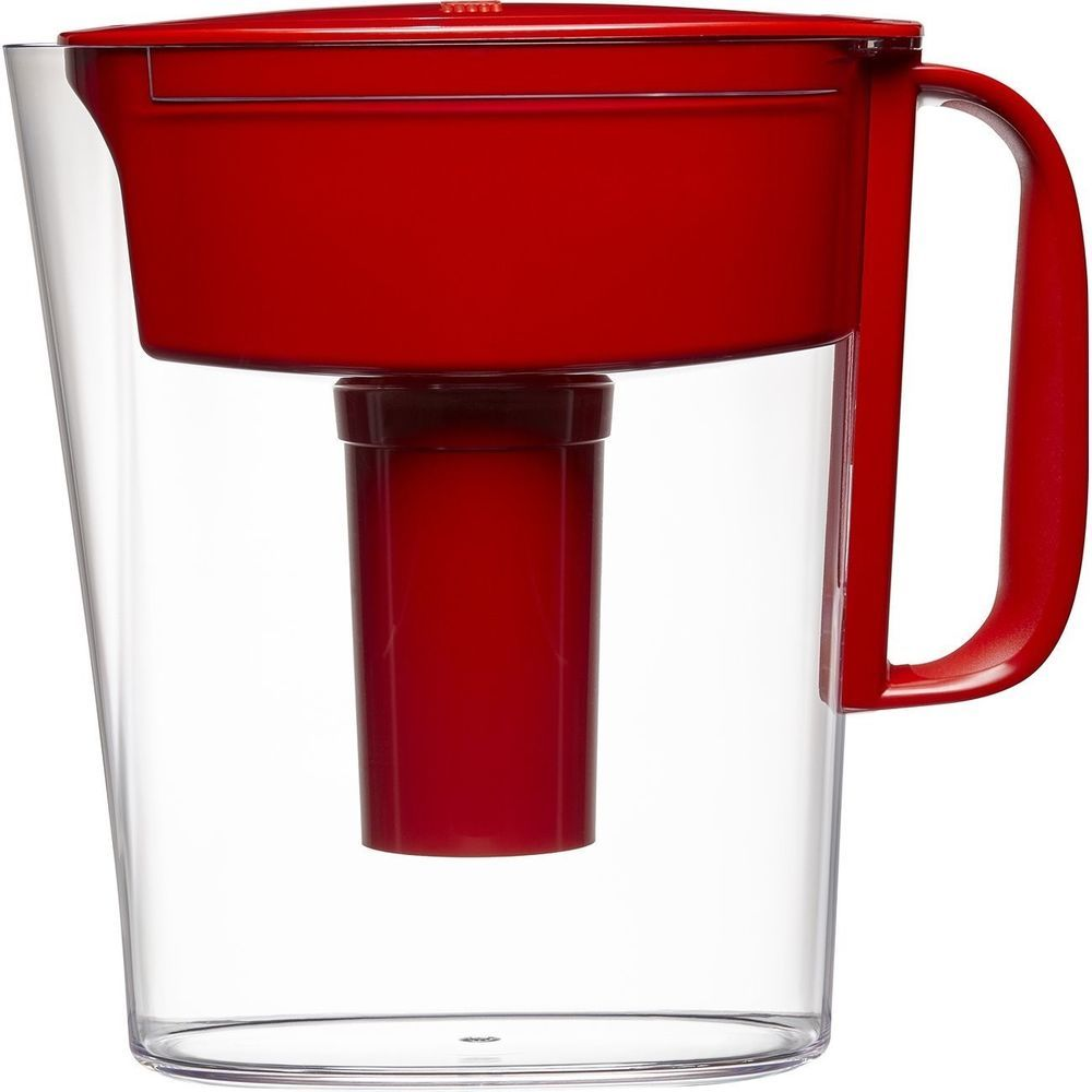 Brita small 5 cup metro water pitcher with filter bpa