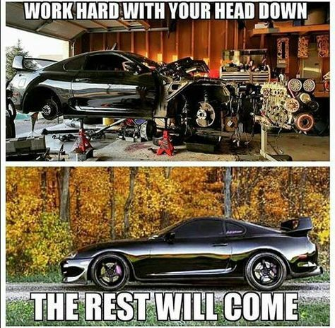 Work Hard And Just Wait For The Results Das Auto Bmw Cars Cars