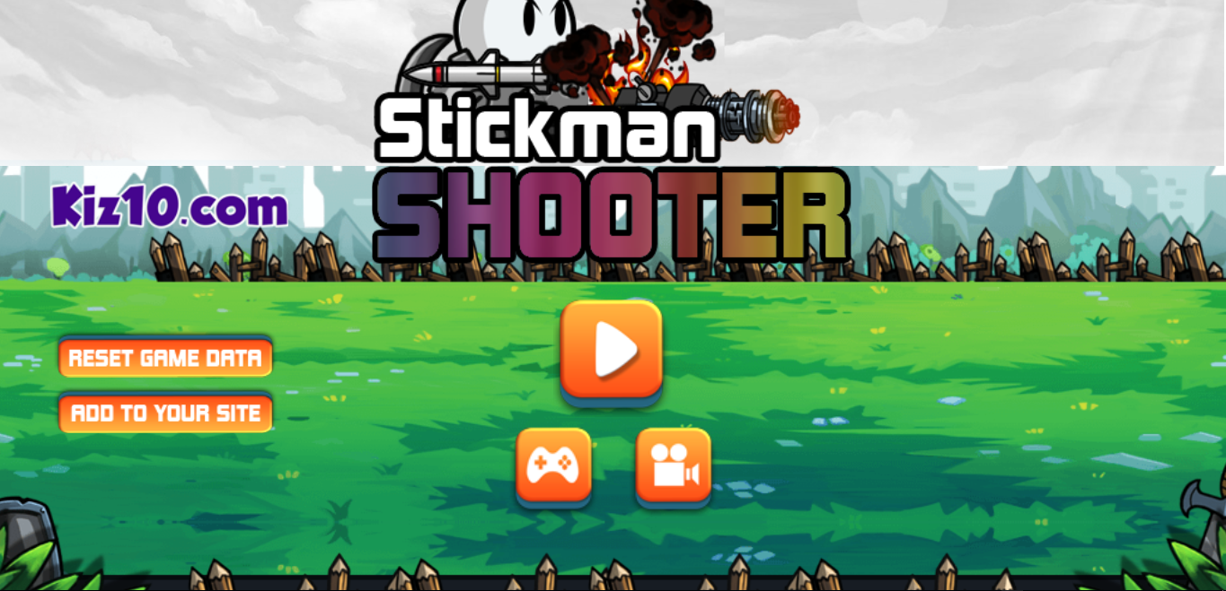 Stickman Shooter Shooters Games Movie Posters