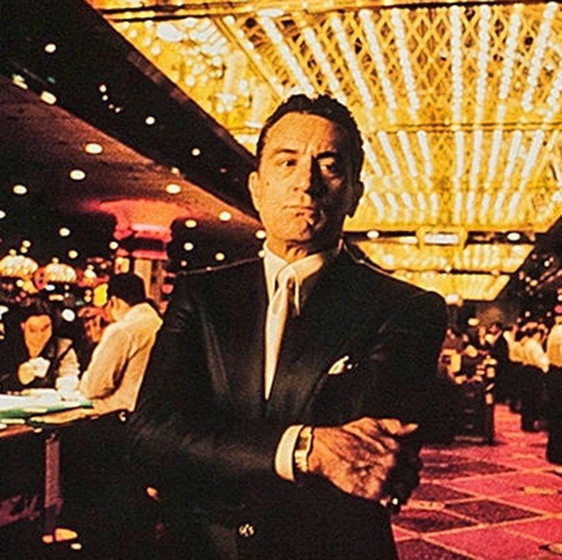 """Robert de Niro en """"Casino"""", 1995"""