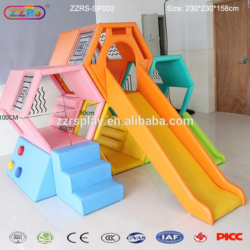 Honeycomb Maze Indoor Soft Slide Playground Kids Soft Play Equipment Buy Kids Soft Play Equipm Indoor Slides Toddler Indoor Playground Kids Indoor Playground