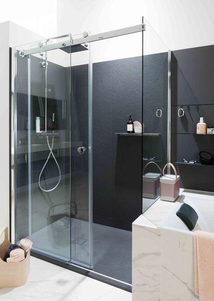 Douche à l\u0027italienne  20 modèles à découvrir Salle de bains