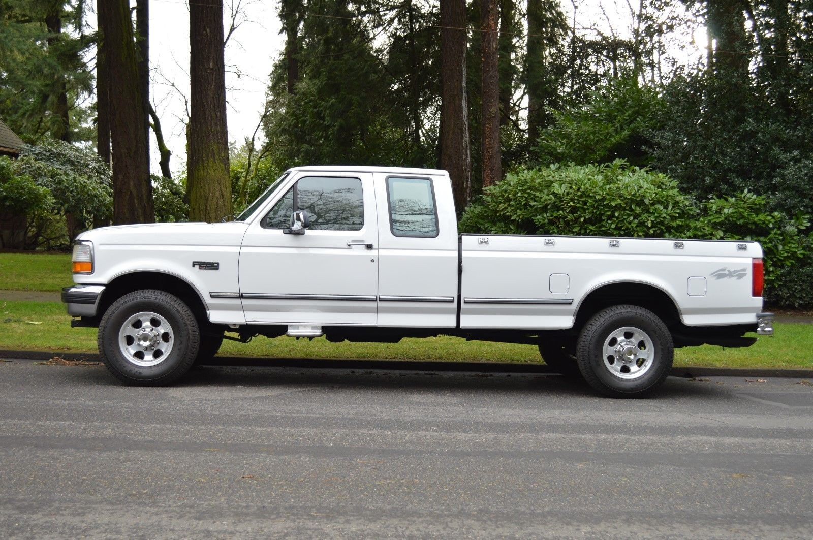 cool amazing 1996 ford f 250 1996 ford f250 xlt extended cab long bed 4x4 7 5l v8 only 69 070 orig miles 2018 [ 1600 x 1063 Pixel ]