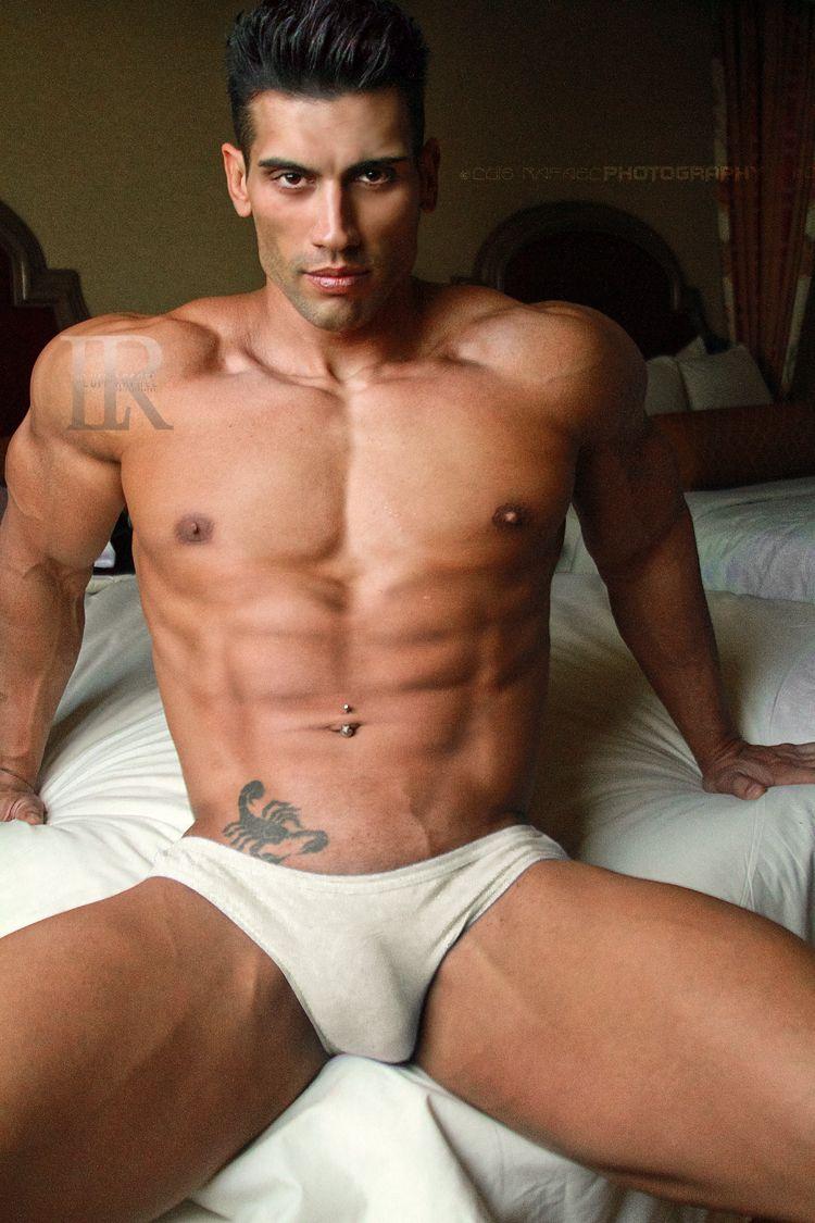 Big latino men