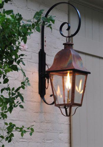 Home Outdoor Light Fixtures Copper Lighting Copper Outdoor Lighting