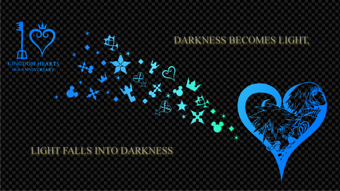 Kingdom Hearts 3D Wallpaper by ~Ninja-Luminey on deviantART