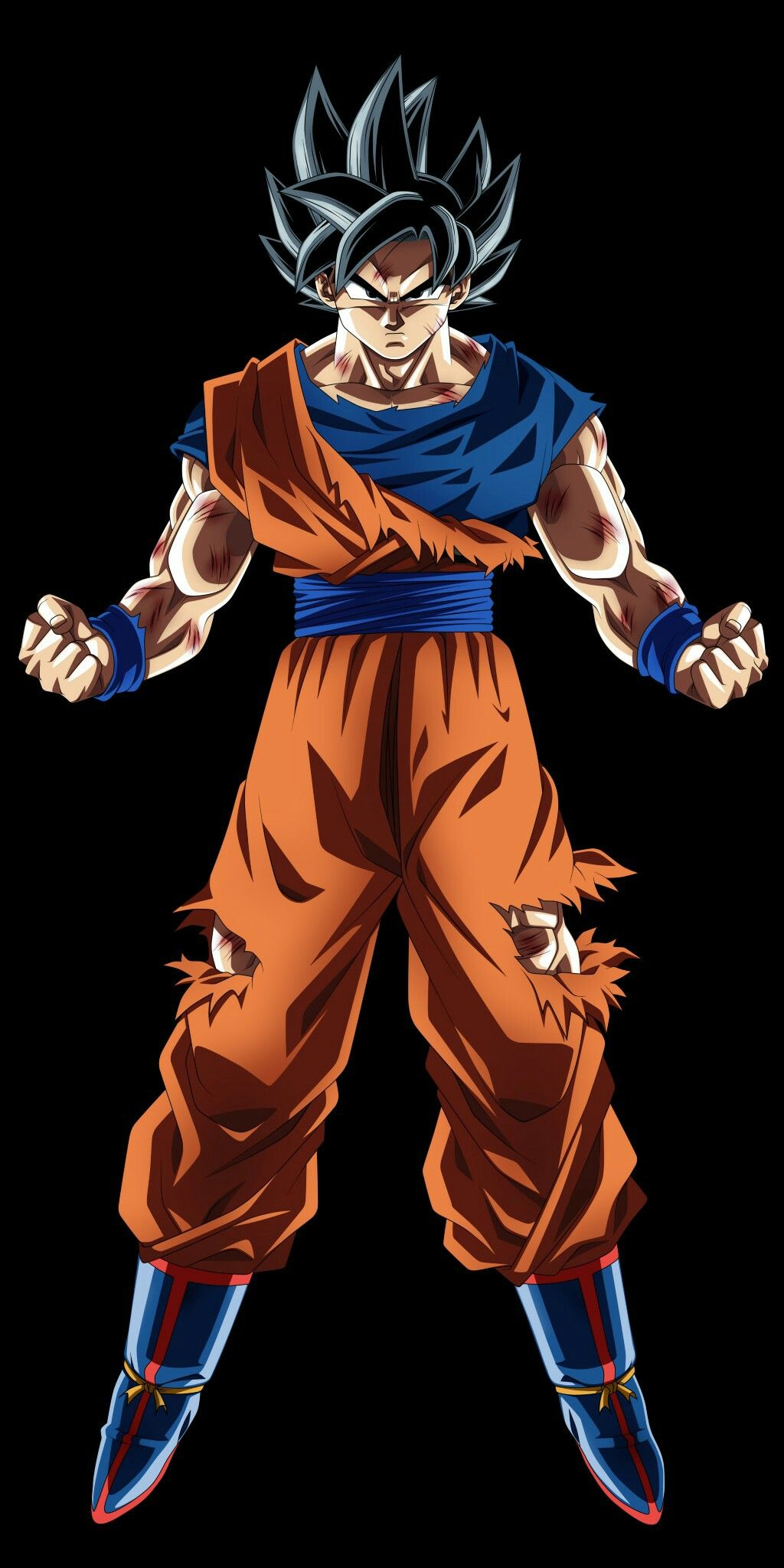Nueva forma de son goku dragon ball super dragon ball - Dragon ball z goku son ...