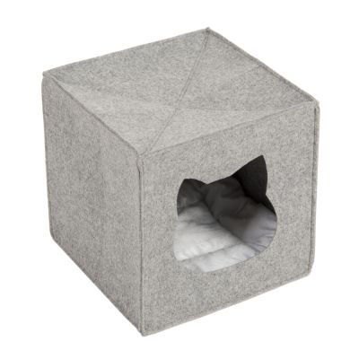 katzenh hle f r regale aus filz katzen pinterest expedit regal katzenh hle und ikea. Black Bedroom Furniture Sets. Home Design Ideas