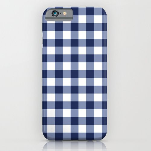Gingham iPhone & iPod Case {x}