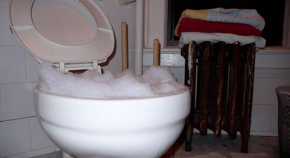 d boucher des toilettes el ctricit plomberie pinterest. Black Bedroom Furniture Sets. Home Design Ideas