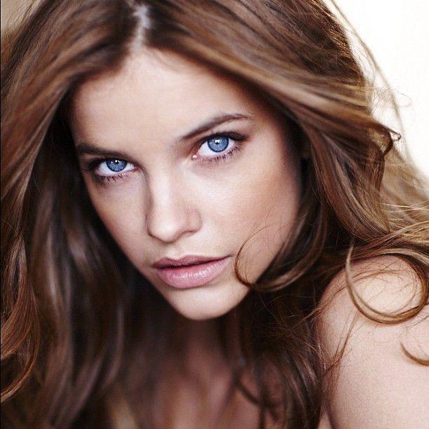 Perfect light brunette hair color for blue eyes!   hair ...