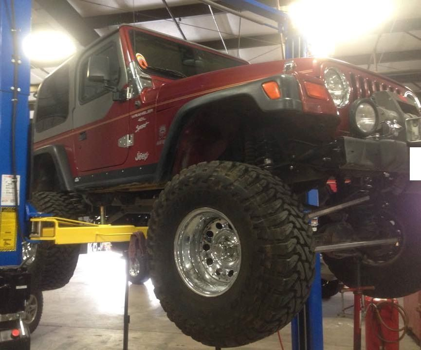 Jeep Lift Kits And Leveling Kits Installed For Plainfield