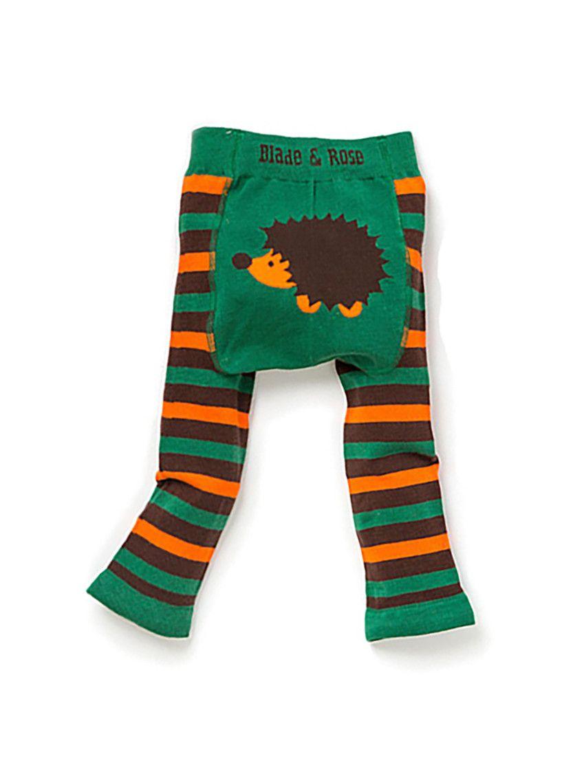 ad3ccb129 Hedgehog Baby Boy Leggings