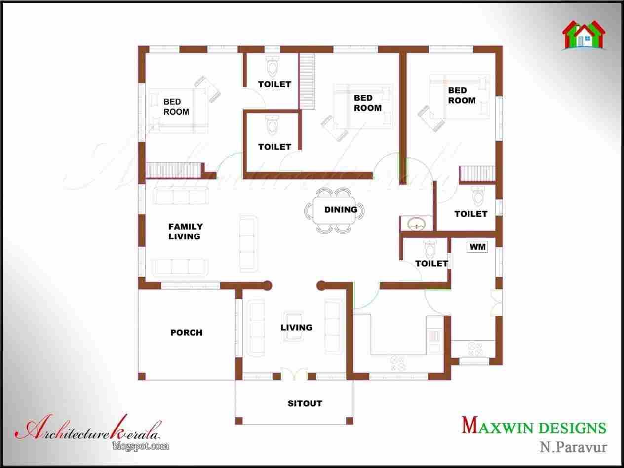 Kerala Sgle Floor Best Of Rhprofessionalspeakermikegcom Three S Square Feet Plan Rhtpadvisorscom Kerala House Design House Plans With Photos Small House Plans