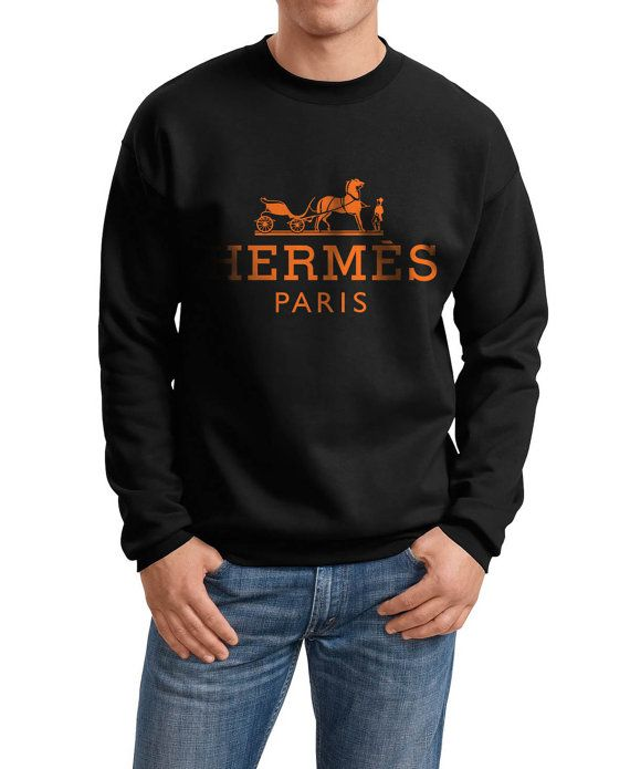b07f45a4785 Hermes Paris Crewneck Sweatshirt S to 2XL by QueenShirt on Etsy ...