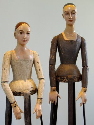 Often found in Portuguese or Spanish communities, these dolls were used in…