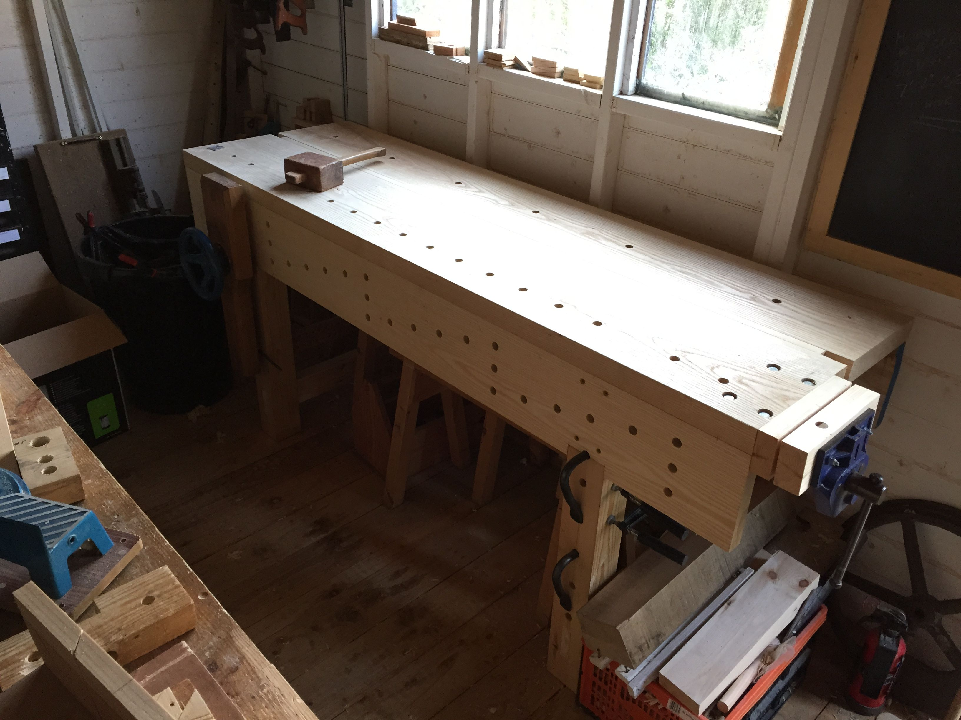 English Workbench With Images Workbench Metal Working