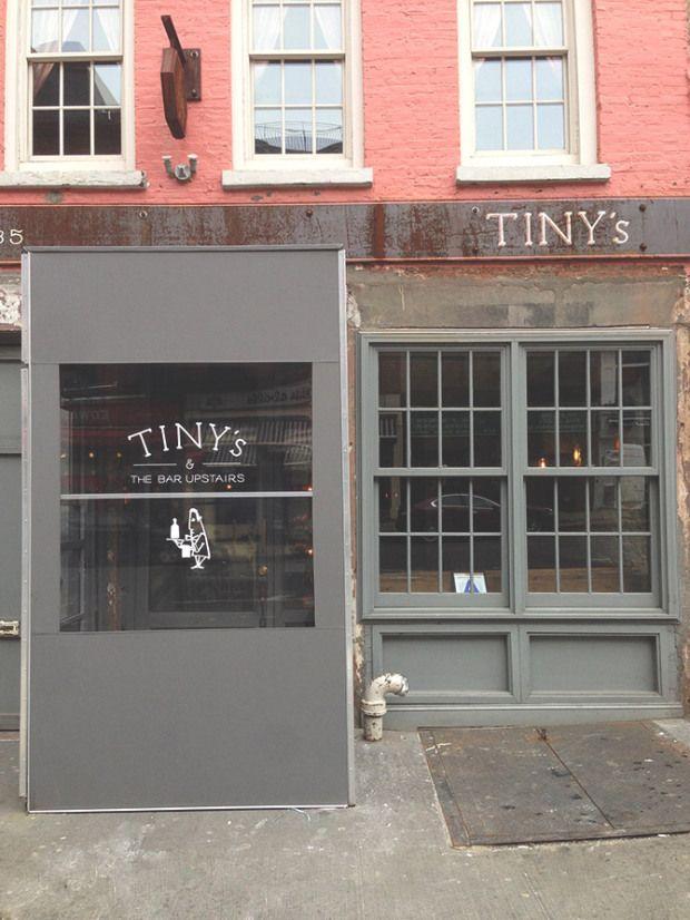 Tiny's, Tribeca