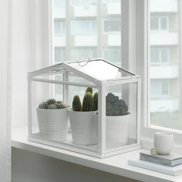 SOCKER Greenhouse, white indooroutdoor IKEA in 2020