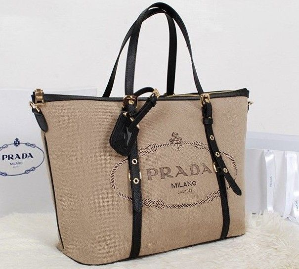 Prada Bag Nylon Material