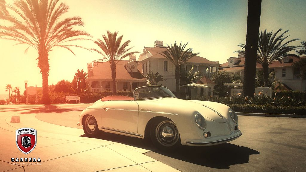 Classic Porsche 356 Speedster - Carrera CoachWerks' photos on Flickr.