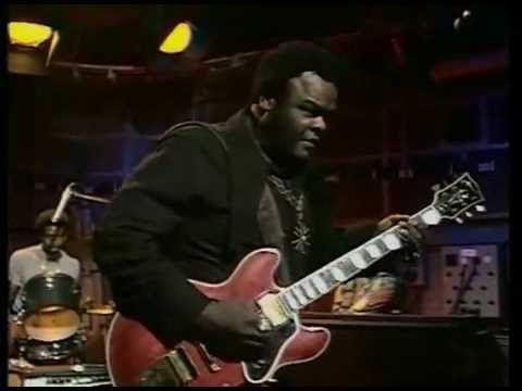 FREDDIE KING Boogie Funk 1973 live!