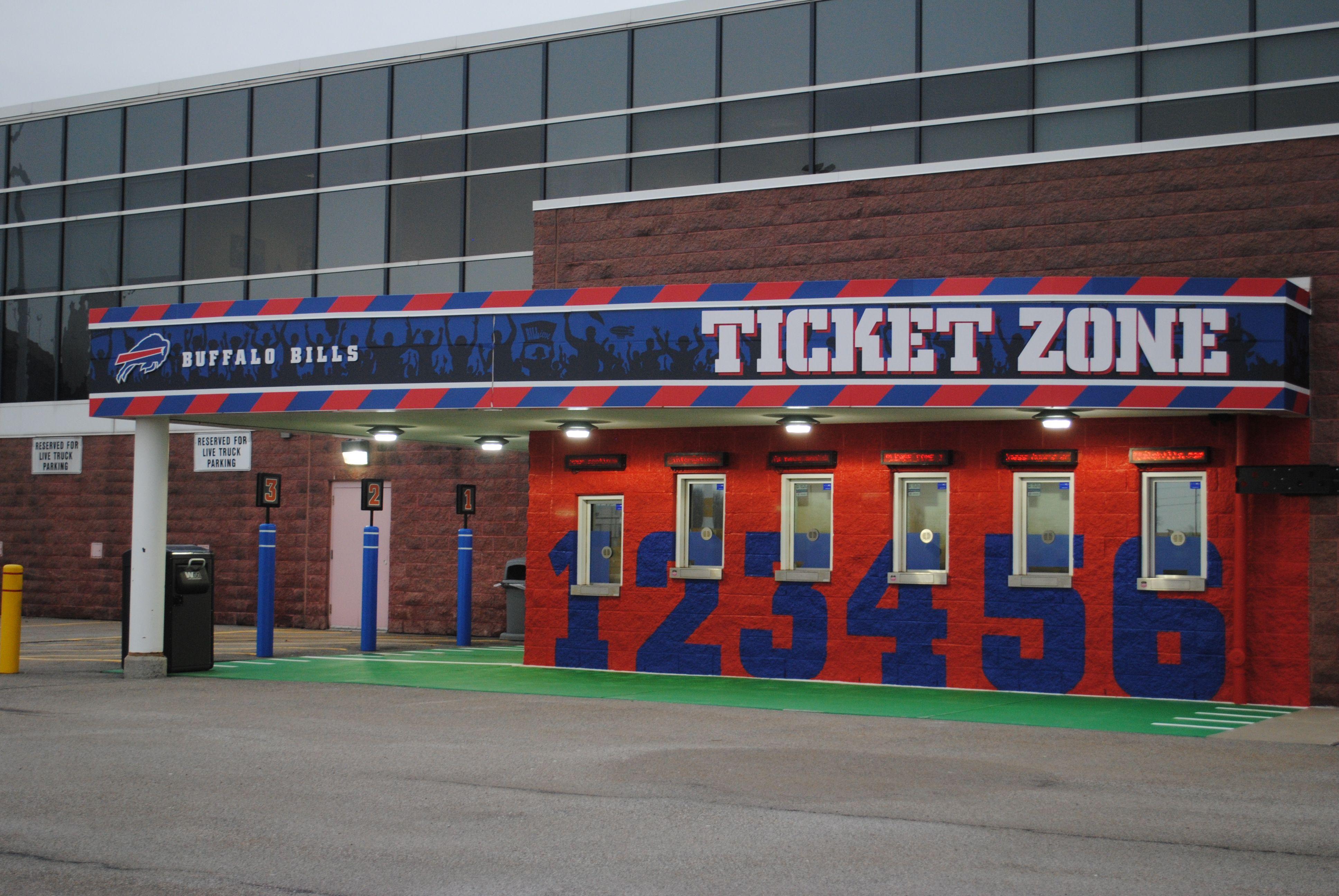 Ticket office google search ticket booth pinterest - Buffalo bills ticket office ...