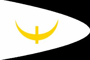 Flag of the Kayihan Khanate (circa 1326).