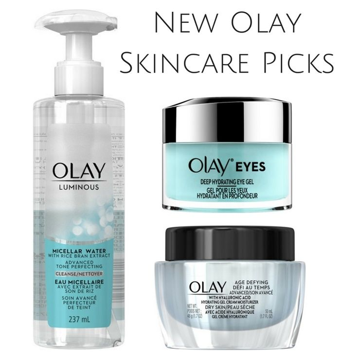 Olay Introduces Hyaluronic Acid Skincare and Takes On Micellar Water – Musings of a Muse