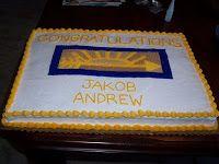 Arrow Of Light Cake Arrow Of Lights Arrow Of Light Ceremony