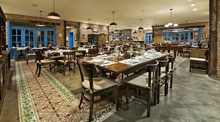 Restaurante La Pasta Giala - Comercial | Galeria da Arquitetura