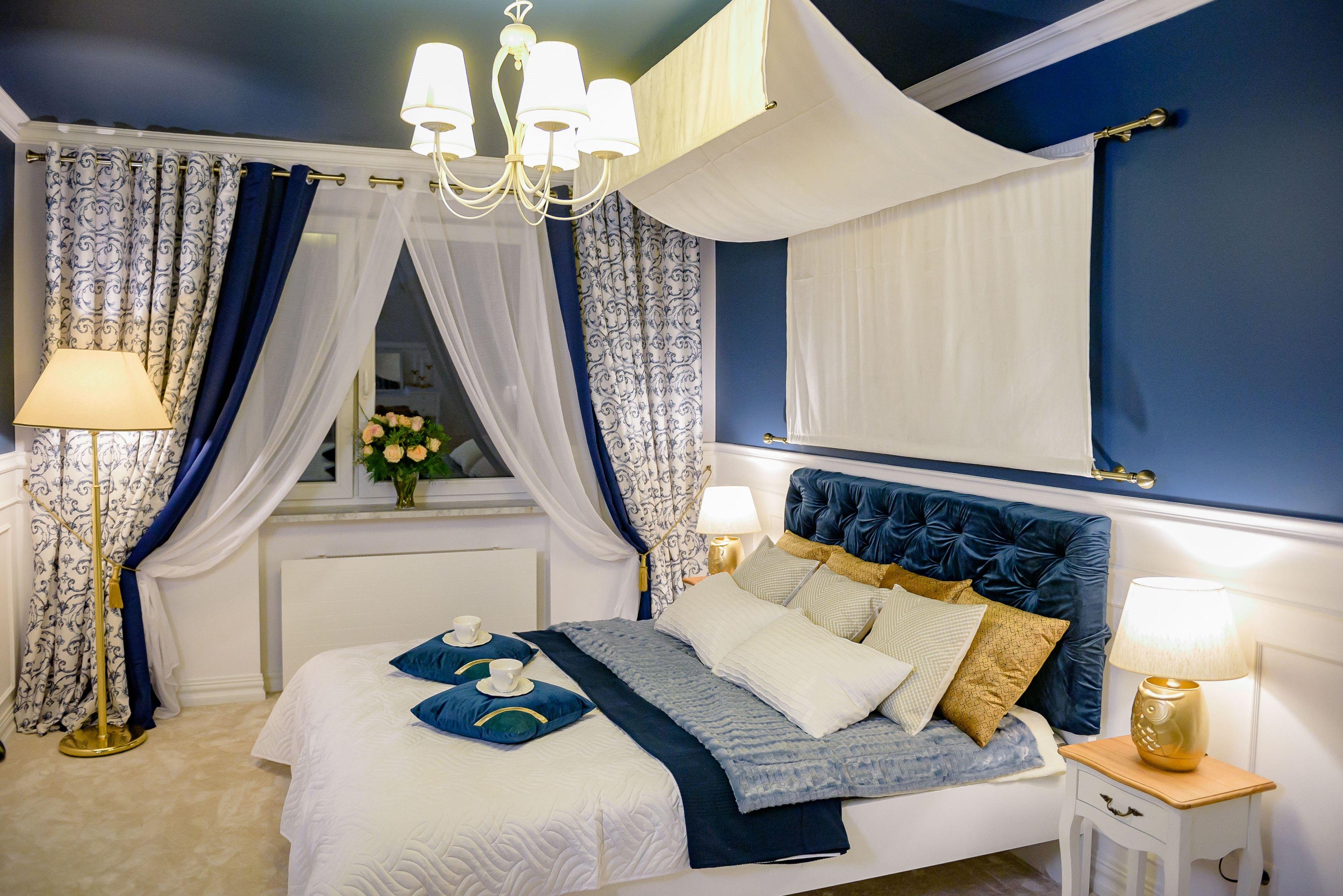Tę Sypialnię Zaprojektowaliśmy I Wykonaliśmy Do Programu