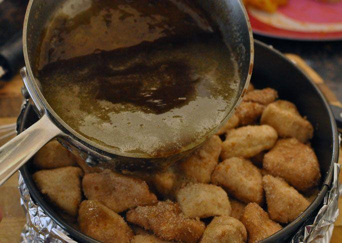 Monkey Bread Recipe Without Bundt Pan