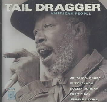 Tail Dragger - American People, Green