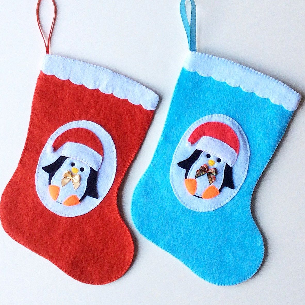 194256ae0 Christmas Stocking PDF Sewing Pattern and Tutorial