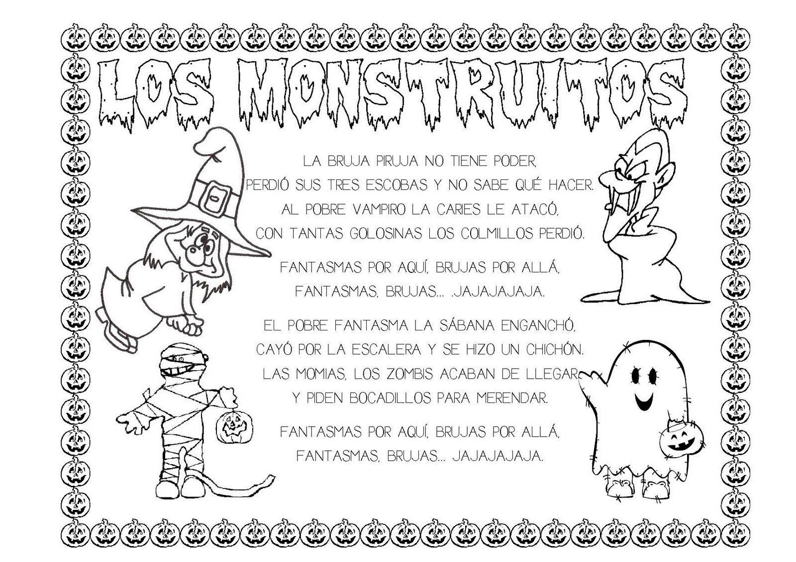 Recursos Infantiles: Proyecto El Miedo   poesías   Pinterest   El ...