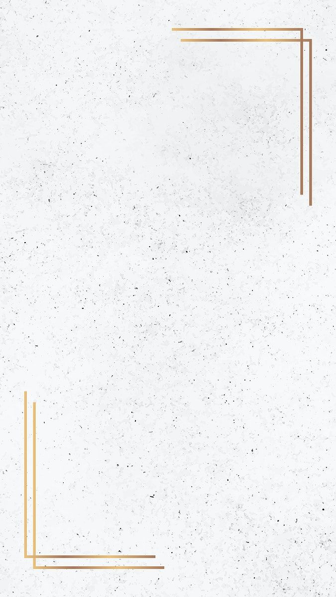 Download premium vector of Gold frame on white marble  background vector by Sasi about aesthetic corner design, gold corners, abstract, aesthetic, and background 1214603