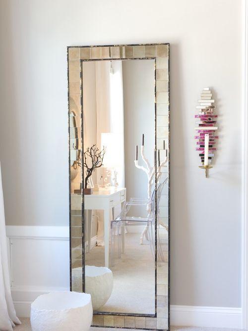 Stehen Spiegel Fr Schlafzimmer Reizvolle Erstaunlich